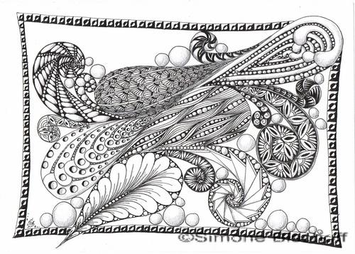 auraknot - Schone Muster Zum Zeichnen